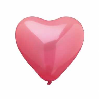 Valentijn hartjes ballonnen 10 stuks kado
