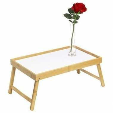Valentijnsdag ontbijt op bed set kado