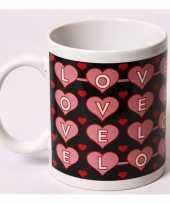 Valentijn hartjesmok kado