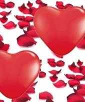 Valentijn versiering pakket groot kado